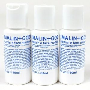 Sephora Makeup - MALIN + GOETZ Vitamin E Face Moisturizer 3oz NEW